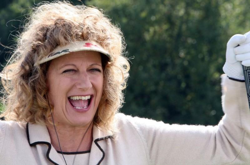 Angela Finocchiaro in una sequenza dell'episodio 'Ferro 6' del film I mostri oggi