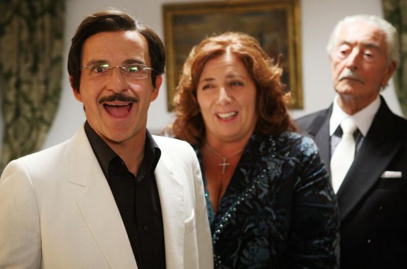 Carlo Buccirosso e Antonella Morea in un'immagine dell'episodio 'Seconda casa' del film I mostri oggi