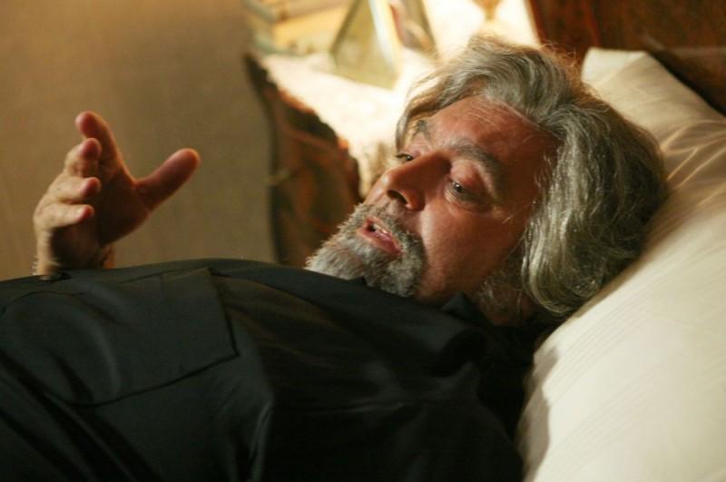Diego Abatantuono in un'immagine dell'episodio 'Padri e figli' del film I mostri oggi