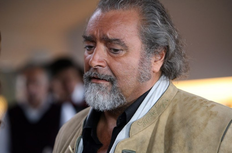 Diego Abatantuono in una scena dell'episodio 'Ferro 6' del film I mostri oggi