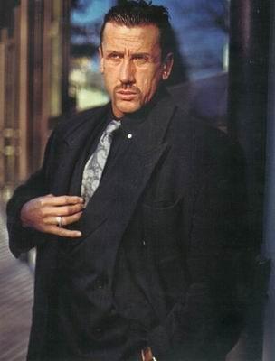 L'attore Gualberto Parmeggiani, alias J.T. Stone