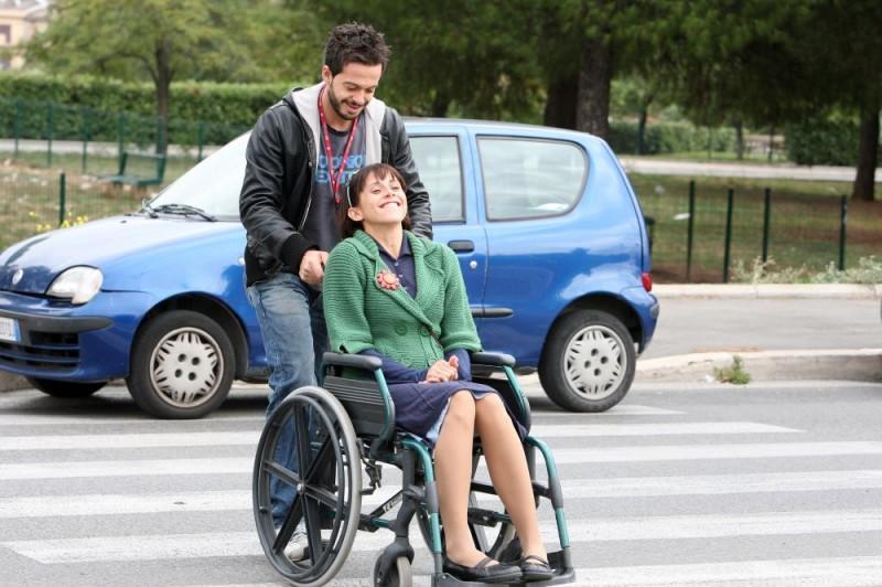 Mauro Meconi e Susy Laude in una scena dell'episodio 'Unico grande amore' del film I mostri oggi