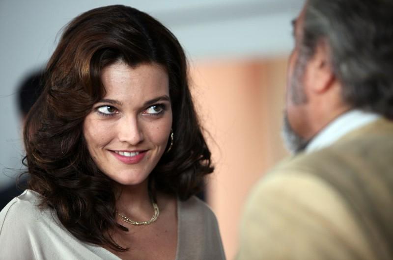 Pilar Abella in una scena dell'episodio 'Ferro 6' del film I mostri oggi