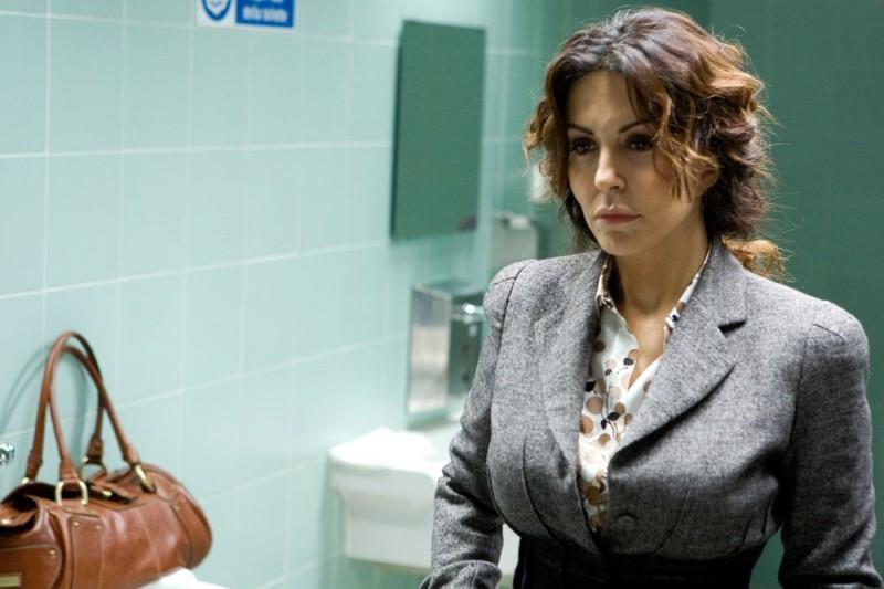 Sabrina Ferilli è la protagonista dell'episodio 'Cuore di mamma' del film I mostri oggi
