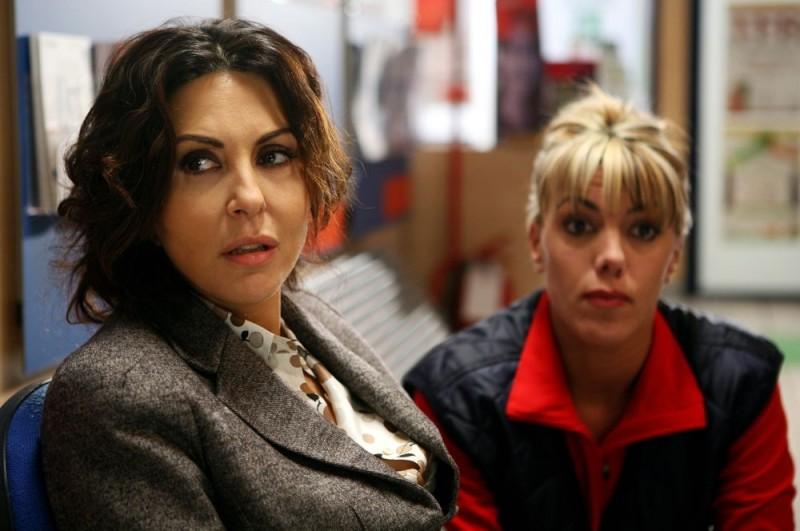 Sabrina Ferilli è la protagonista dell'episodio 'Cuore di mamma' de I mostri oggi