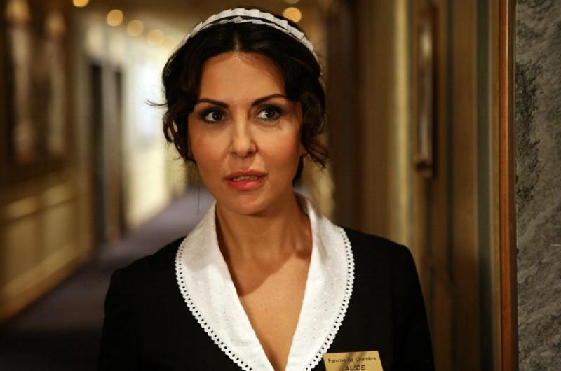 Sabrina Ferilli in un'immagine dell'episodio 'Euro più euro meno' del film I mostri oggi