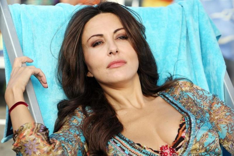 Sabrina Ferilli in un'immagine dell'episodio 'La fine del mondo' del film I mostri oggi