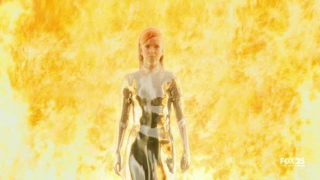 Shirley Manson in una scena dell'episodio The Good Wound di The Sarah Connor Chronicles