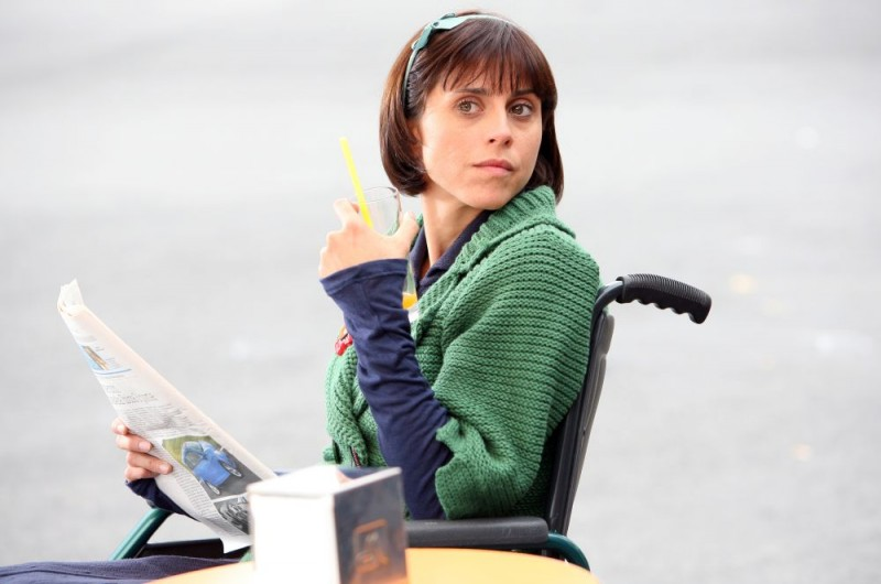 Susy Laude in una scena dell'episodio 'Unico grande amore' del film I mostri oggi