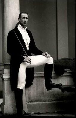 Una elegante immagine di Gualberto Parmeggiani