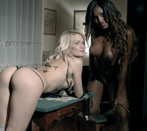 Una foto erotica di Laura Drzewicka, la Barbie polacca del Grande Fratello 9
