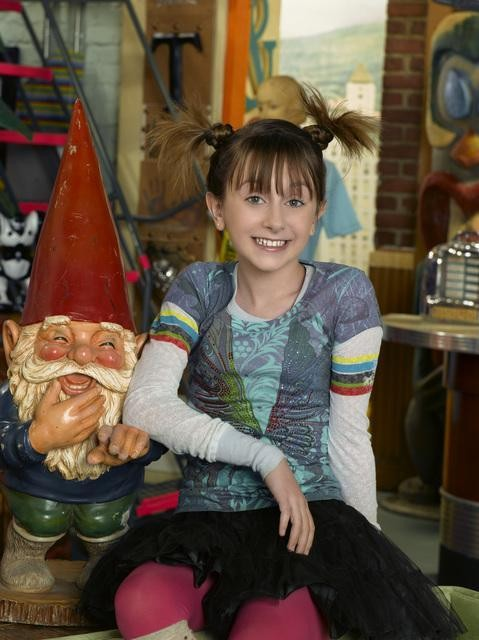 Allisyn Ashley Arm in un'immagine promozionale di Sonny with a Chance
