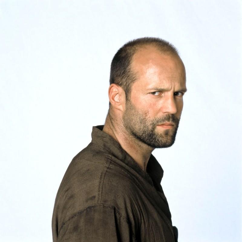 Jason Statham in una foto promozionale del film In the Name of the King