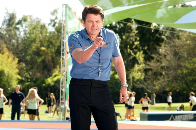 John Michael Higgins in una scena del film Fired Up