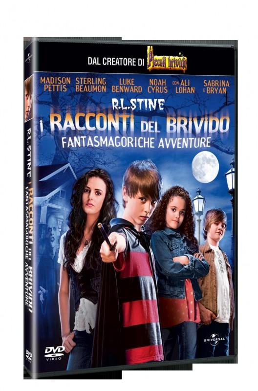 La copertina di R.L. Stine's - I racconti del Brivido Collection (dvd)