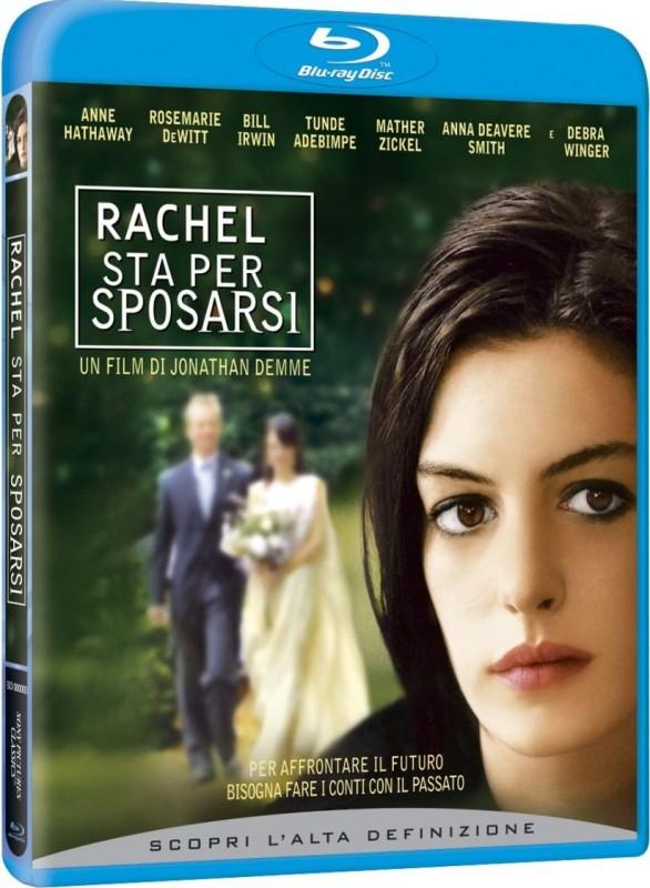La copertina di Rachel sta per sposarsi (blu-ray)
