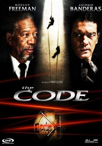 La copertina di The Code (dvd)