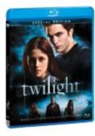 La copertina di Twilight (blu-ray)