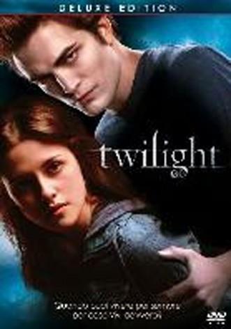 La copertina di Twilight - Deluxe Edition - Edizione limitata (dvd)