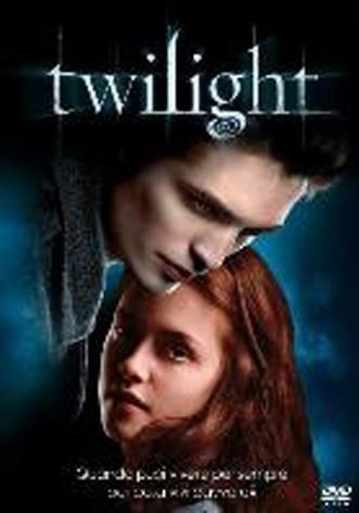 La copertina di Twilight (dvd)