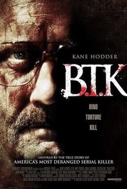 La locandina di B.T.K. - Lega tortura uccidi