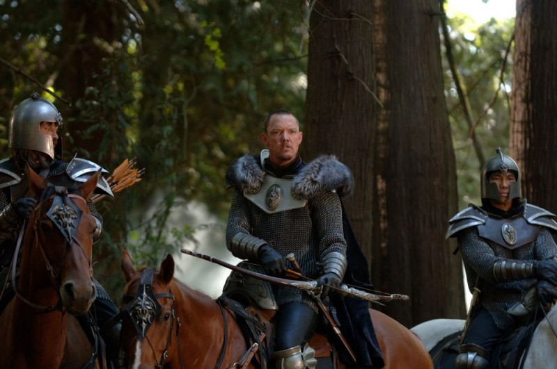 Matthew Lillard in una scena di In the Name of the King
