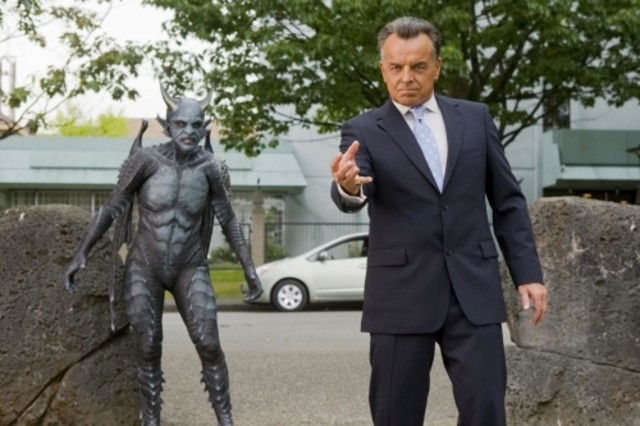 Ray Wise in un momento dell'episodio Dirty Sexy Mongrel di Reaper