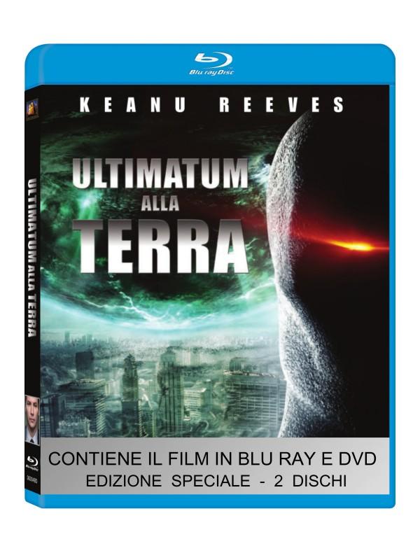 La copertina di Ultimatum alla terra (blu-ray)