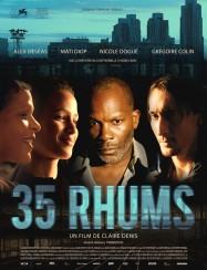 La locandina di 35 Rhums