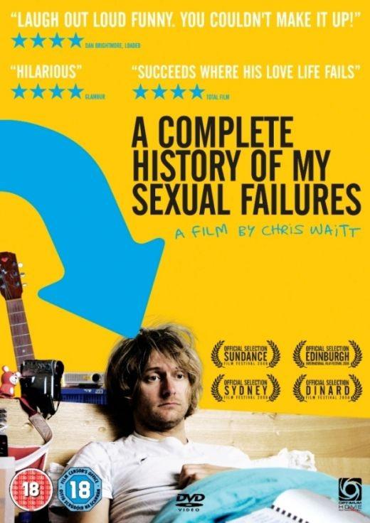 La locandina di A Complete History of My Sexual Failures