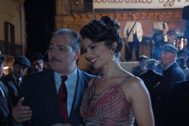 Elena Presti in una scena del film Quell'estate felice