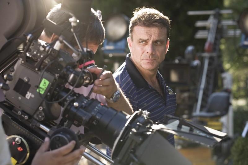 Il regista Enzo Monteleone