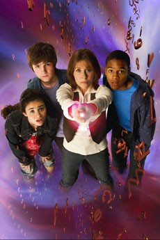 La locandina di The Sarah Jane Adventures