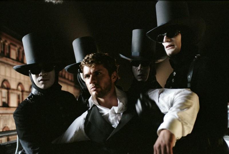 Ryan Phillippe in una scena del film Franklyn