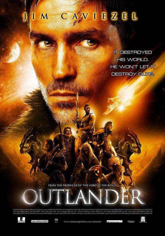 Un altro poster USA per Outlander