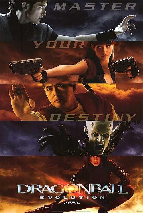 Un nuovo poster 'bootleg' per Dragonball Evolution