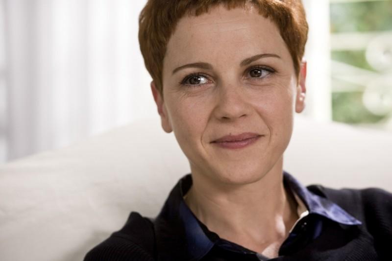 Valeria Milillo in un'immagine del film Due partite