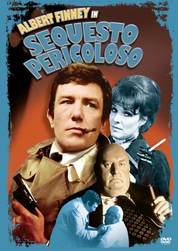 La copertina di Sequestro Pericoloso (dvd)