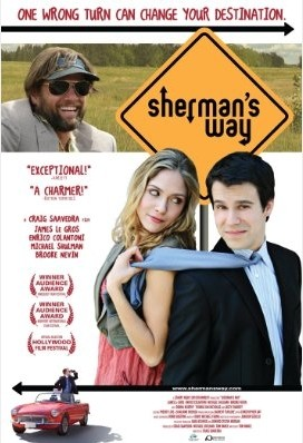 La locandina di Sherman's Way