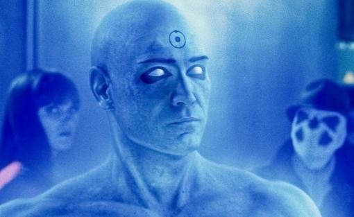 Billy Crudup è il Dr. Manhattan nel film Watchmen