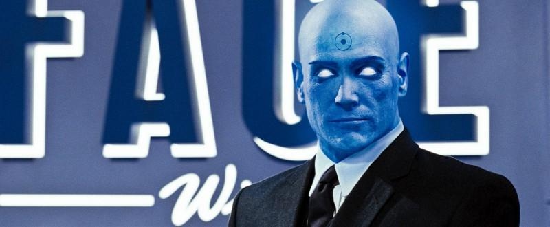 Billy Crudup è Jon Osterman, alias Dr. Manhattan, nel film Watchmen