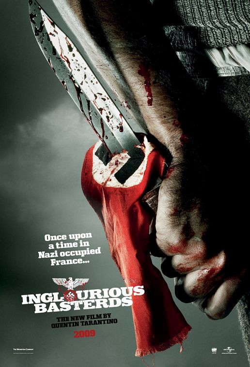 Inglorious Basterds - Poster promozionale n. 2