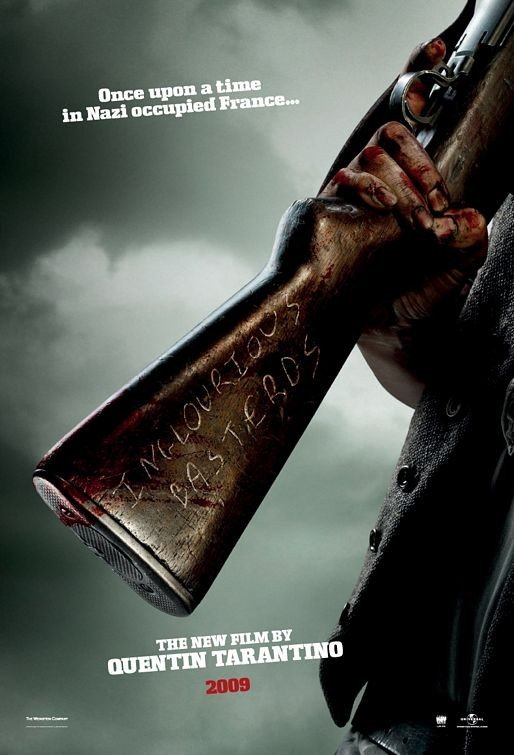 Inglorious Basterds - Poster promozionale n. 3