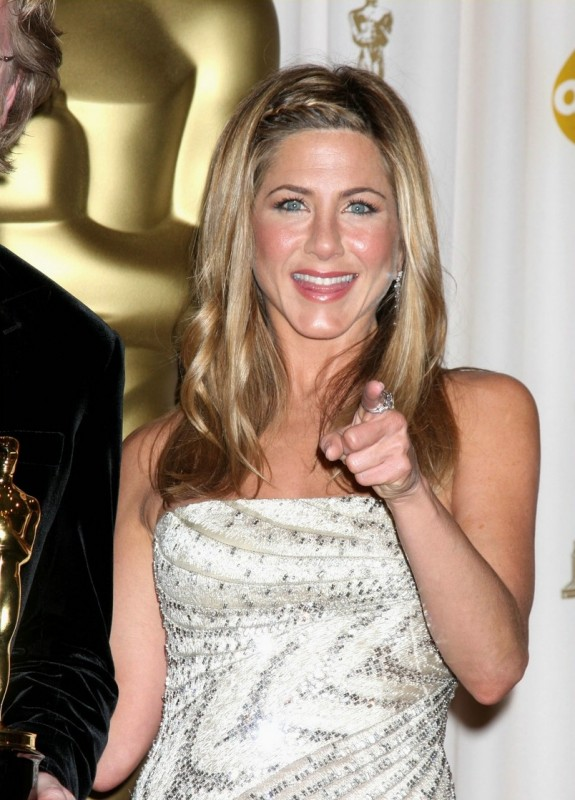 Jennifer Aniston ospite alla Notte degli Oscar 2009