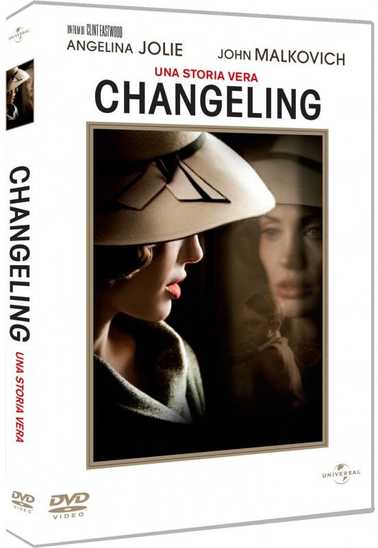 La copertina di Changeling (dvd)