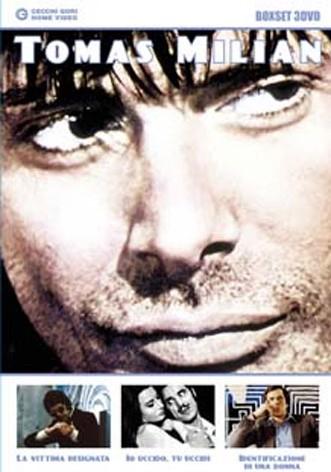 La copertina di Tomas Milian - Cofanetto 2 (dvd)