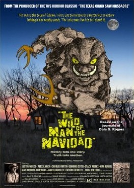 La locandina di The Wild Man of the Navidad