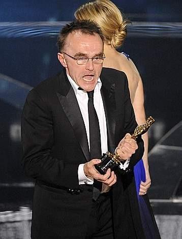 Oscar 2009: Danny Boyle riceve l'Oscar per The Millionaire