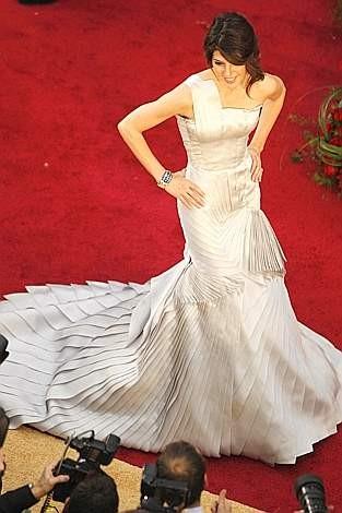 Oscar 2009: l'attrice Marisa Tomei