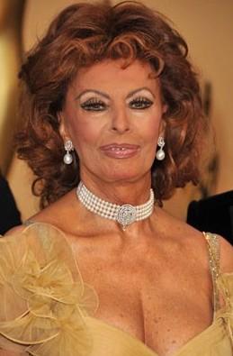 Oscar 2009: Sophia Loren